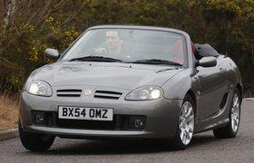 MG Rover TF Open (02 - 05)