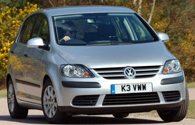 Volkswagen Golf Plus MPV (05 - 09)