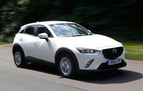 Used Mazda CX-3 16-present