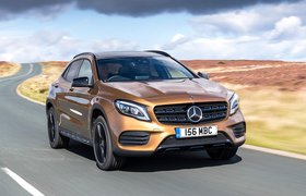 Used Mercedes-Benz GLA 14-present