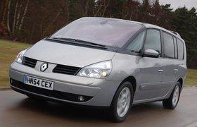 Renault Espace MPV (02 - 12)