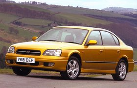 Subaru Legacy Saloon (98 - 03)