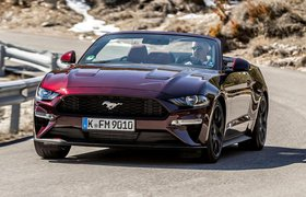 Ford Mustang Convertible Review 2019 What Car