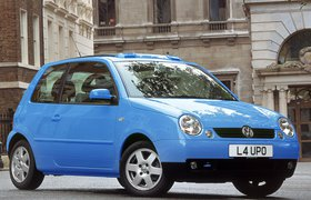 Volkswagen Lupo Hatchback (99 - 05)
