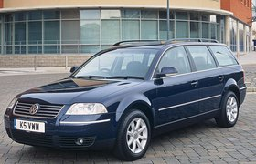 Volkswagen Passat Estate (99 - 05)
