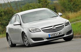 Vauxhall Insignia Hatchback (08 - 17)