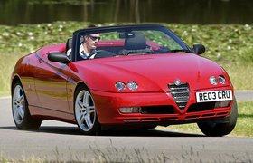 Alfa Romeo Spider (96 - 04)