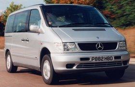 Mercedes-Benz V-Class MPV (96 - 04)