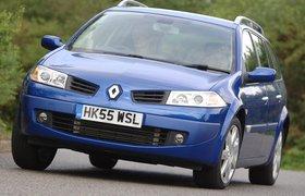 Renault Megane Sport Tourer (02 - 09)