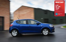 Small Car of the Year 2021 - Dacia Sandero