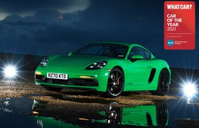 Sports Car of the Year - Porsche Cayman GTS