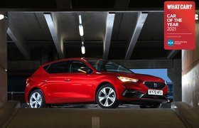 Family Car of the Year - Seat Leon