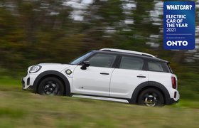 Electric Car of the Year Awards 2021 - Mini Countryman PHEV with badge