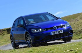 Used Volkswagen Golf R 2016-present