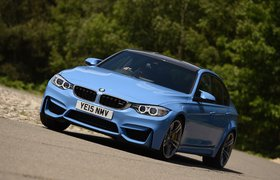 Used BMW M3 2014-2018