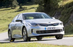 Used Kia Optima PHEV saloon 2016-present