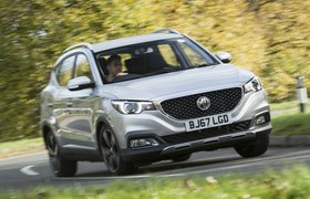 Used MG ZS 2017 - present