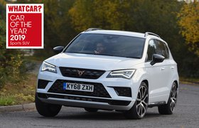 Cupra Ateca 2019 Awards