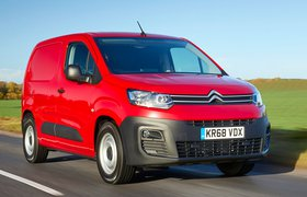 Citroen Berlingo front