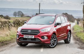 Ford Kuga 2019 front 3/4 static