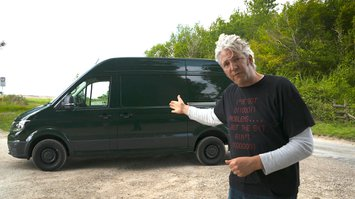 VW Crafter with Edd China