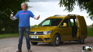 VW Caddy Edd China