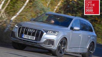 Audi Q7 2020 awards pic