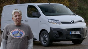 Citroen Dispatch Edd China review