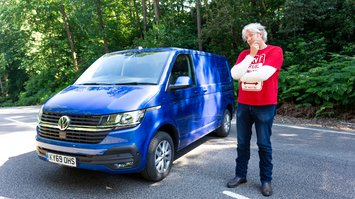Edd China VW Transporter