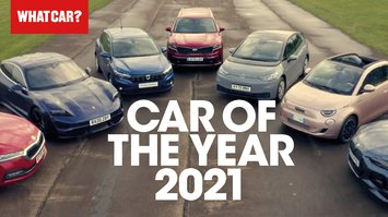 Car of the Year 2021 contenders