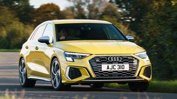 Audi S3 2021 front
