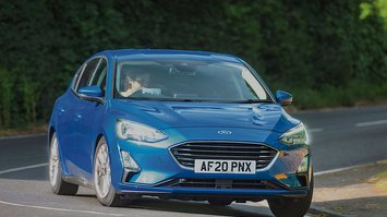 Ford Focus 2021 front cornering