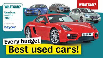 Best used cars 2021