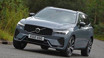 Volvo XC60 2021 front