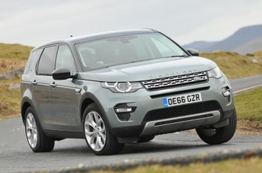 Jaguar F-Pace vs BMW X3 vs Land Rover Discovery Sport