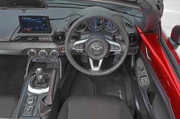 New Mini Convertible vs Mazda MX-5 RF