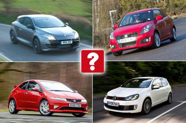 Best used hot hatches for less than £10,000 (and one to avoid)