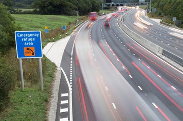 Smart motorways – what to do if you break down
