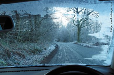 How to drive in winter