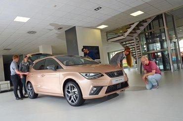 2017 Seat Ibiza reader test team review