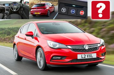 How to spec a Vauxhall Astra