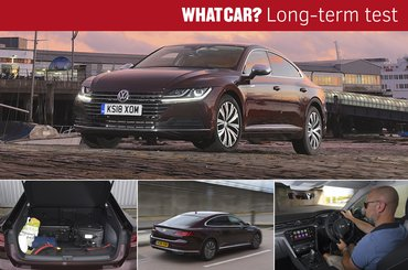 2018 Volkswagen Arteon long term composite image
