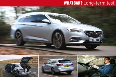 Vauxhall Insignia Country Tourer long-term test