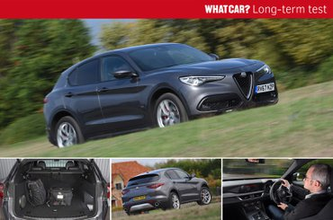Long-term Alfa Romeo Stelvio