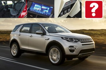How to spec a Land Rover Discovery Sport