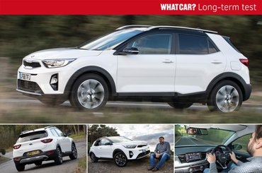 Kia Stonic long-term test review