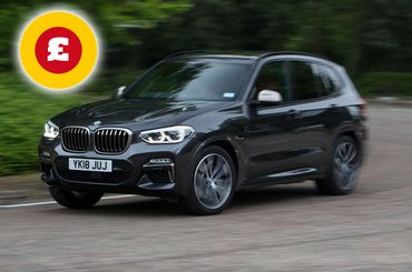 BMW X3 SUV deals