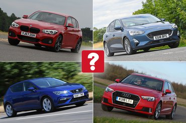 Best used family cars for under £20,000