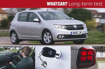 Used Dacia Sandero (13-present) long term test review