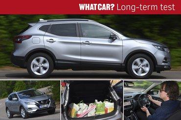 Used Nissan Qashqai long-term review
